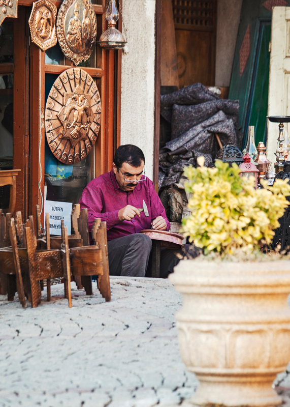 ESNAF AHİLİK SANDIĞI UYGULAMASININ COVİD-19 BAĞLAMINDA DEĞERLENDİRİLMESİ